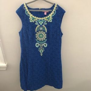 Gorgeous Lilly Pulitzer dress size 4. Perfect cond